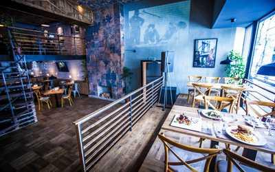 Банкетный зал ресторана City Cafe New-York на проспекте Тореза фото 2