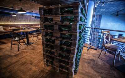 Банкетный зал ресторана City Cafe New-York на проспекте Тореза фото 3