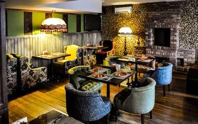 Банкетный зал кафе Айва на Кутузовской улице фото 1