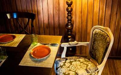 Банкетный зал кафе Айва на Кутузовской улице фото 2