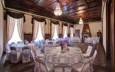 Банкетный зал ресторана Palazzo на Английской набережной
