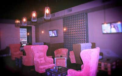 Банкетный зал бара Призма в Новом Арбате улица
