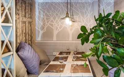 Банкетный зал ресторана Городская дача на улице Воскова фото 2