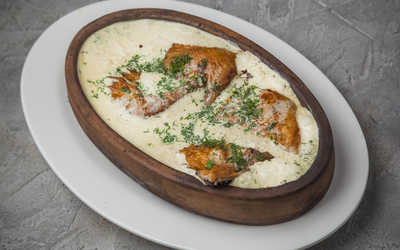 Меню ресторана Вкус Грузии на Сущёвском Валу фото 18