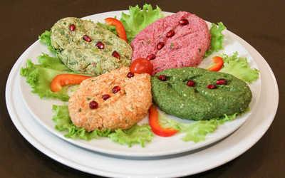 Меню ресторана Вкус Грузии на Сущёвском Валу фото 2