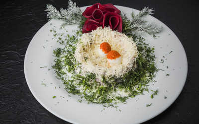Меню ресторана Вкус Грузии на Сущёвском Валу фото 11