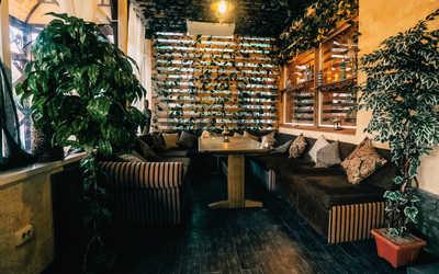 Банкетный зал бара Алладин на улице Красных Партизан фото 2