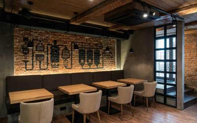 Банкетный зал ресторана Too Much (Ту мач) в Малом Гнездниковском переулке фото 2
