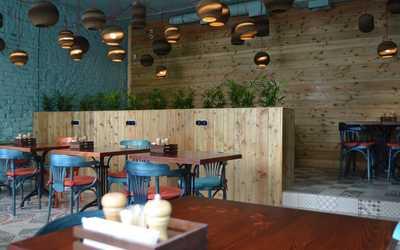 Банкетный зал кафе I Feel Food (Ай фил фуд) на Владимирском проспекте