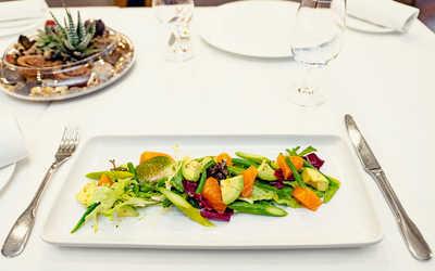 Меню ресторана Maritozzo (Маритоццо) на Малой Бронной фото 3