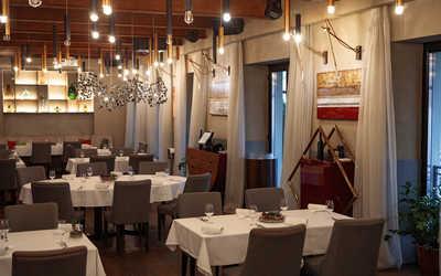 Банкетный зал ресторана Maritozzo (Маритоццо) на Малой Бронной фото 1