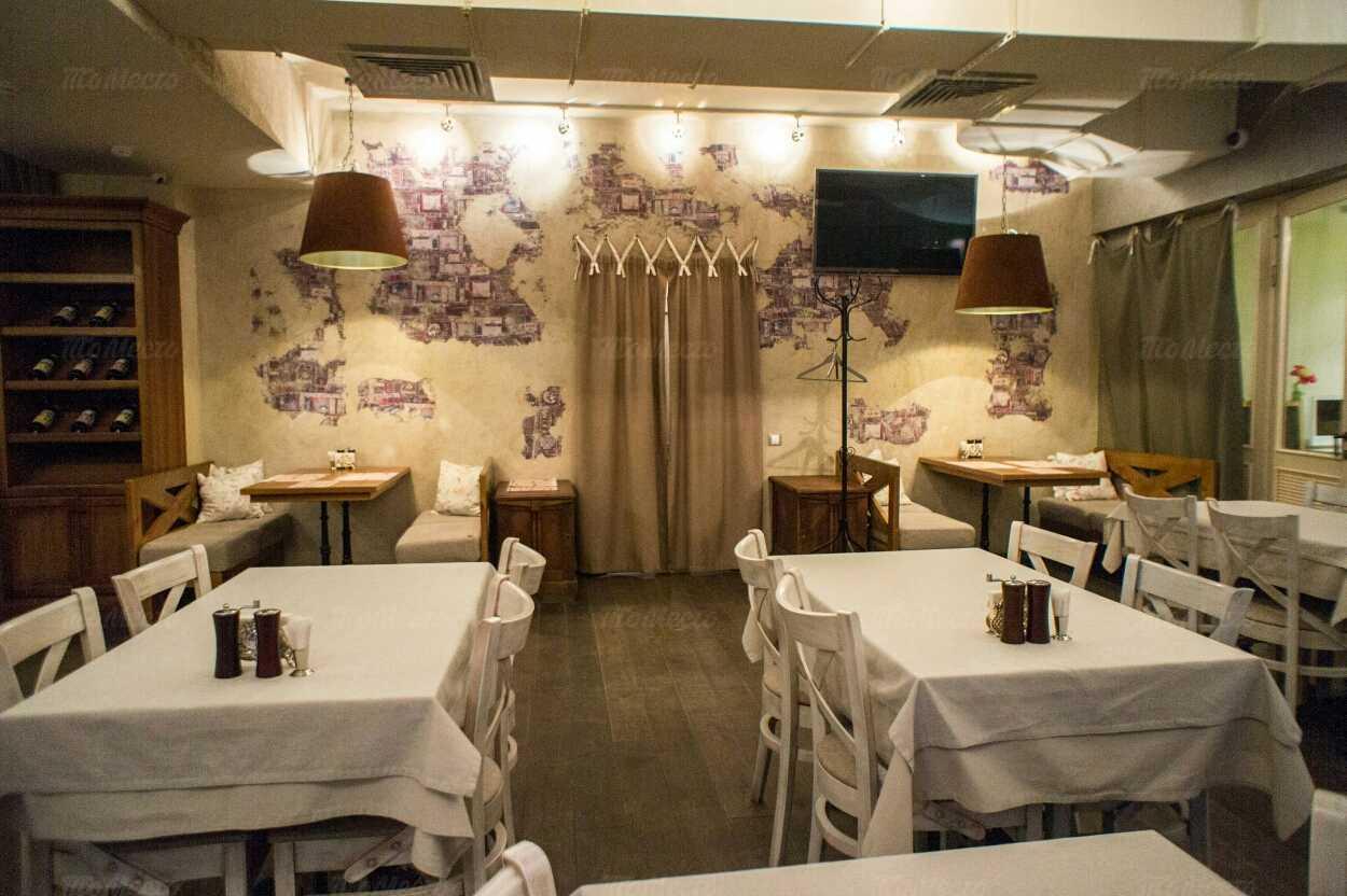 Меню ресторана Хочу Шашлык на Богатырском проспекте