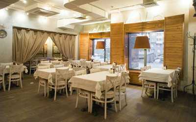 Банкетный зал ресторана Хочу Шашлык на Богатырском проспекте