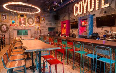 Банкетный зал бара Гадкий Койот (Coyote Ugly) на улице Арбат фото 1