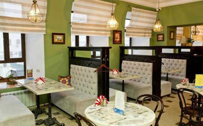 Банкетный зал кафе Казанское на улице Миславского фото 2