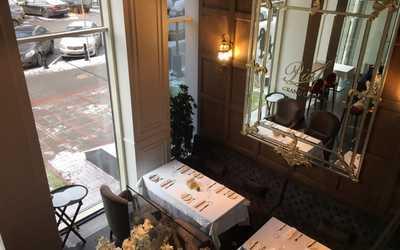 Банкетный зал кафе Grand Cafe Piaf (Гранд Кафе Пиаф) на улице Хохрякова фото 3