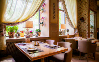 Банкетный зал ресторана Чурчхела на Бережковской набережной фото 2
