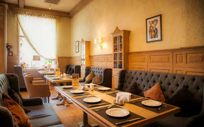 Банкетный зал ресторана Чурчхела на Бережковской набережной фото 3
