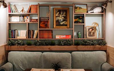 Банкетный зал кафе Pizza Room на Московском проспекте фото 2