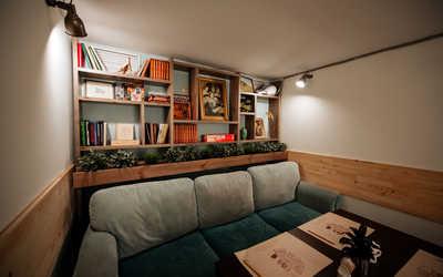 Банкетный зал кафе Pizza Room на Московском проспекте фото 1