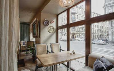 Банкетный зал ресторана Alt Sherbet (Шербет) на улице Восстания фото 2