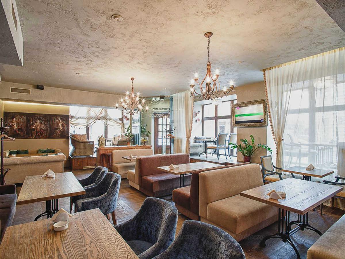 Меню ресторана Alt Sherbet (Шербет) на улице Восстания