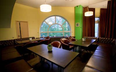 Банкетный зал кафе Ферма на улице Удальцовой фото 2