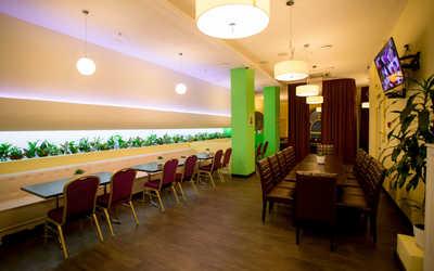 Банкетный зал кафе Ферма на улице Удальцовой фото 1