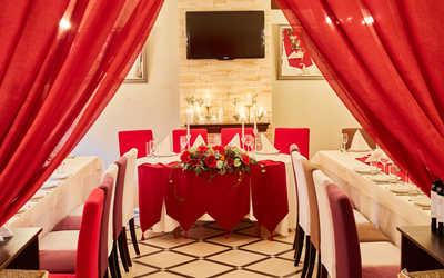 Банкетный зал ресторана Сацебели на Большом Сампсониевском проспекте фото 3