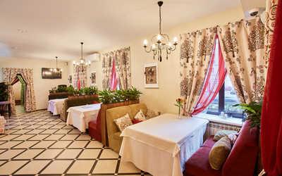 Банкетный зал ресторана Сацебели на Большом Сампсониевском проспекте фото 1