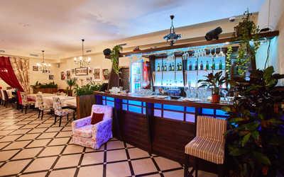 Банкетный зал ресторана Сацебели на Большом Сампсониевском проспекте фото 2