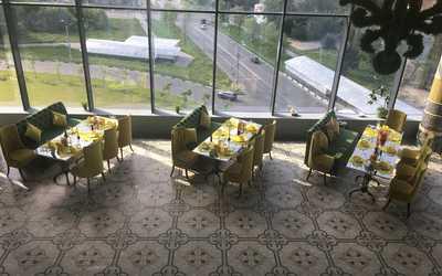 Банкетный зал ресторана La Terrasse на Большой Покровской улице фото 2