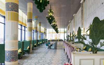 Банкетный зал ресторана La Terrasse на Большой Покровской улице фото 1