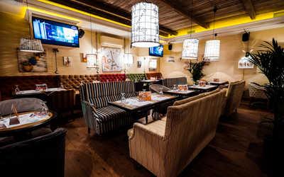 Банкетный зал кафе Кофейня №1 в Кирпичном переулке фото 2