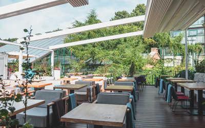 Банкеты пивного ресторана Brasserie Lambic (Брассерия Ламбик) на проспекте Мира фото 2