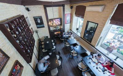Банкеты пивного ресторана Brasserie Lambic (Брассерия Ламбик) на Мясницкой улице фото 1