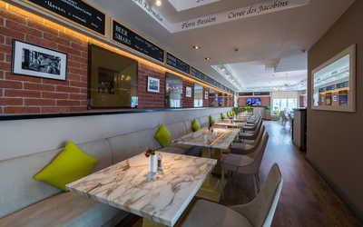 Банкеты пивного ресторана Brasserie Lambic (Брассерия Ламбик) в Неверовскоге улица фото 3