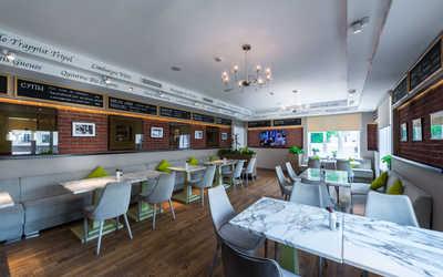 Банкеты пивного ресторана Brasserie Lambic (Брассерия Ламбик) в Неверовскоге улица фото 2