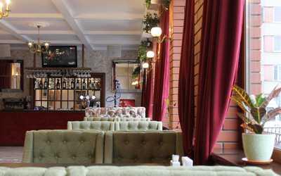 Банкетный зал кафе Наршараб на Петергофском шоссе фото 2