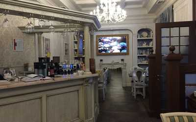 Банкетный зал ресторана Ангелина на Парадной улице