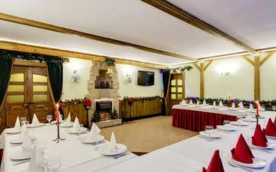 Банкетный зал ресторана Пушкарь на Большой Пушкарской улице фото 2