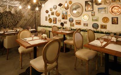 Банкетный зал ресторана Кинза на Покровке фото 1