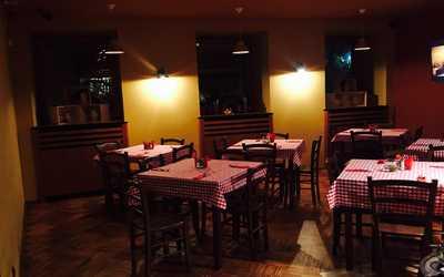 Банкетный зал ресторана Bella Italia (Белла Италия) на набережной реки Фонтанки фото 3