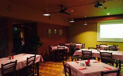 Банкетный зал ресторана Bella Italia (Белла Италия) на набережной реки Фонтанки фото 2