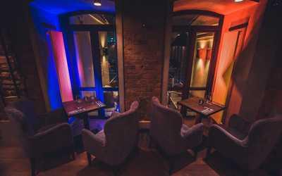 Банкетный зал ресторана CHOICE на улице Большая Дмитровка фото 3