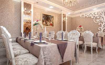 Банкетный зал ресторана Вита Белла на 1-й Окружной улице фото 1