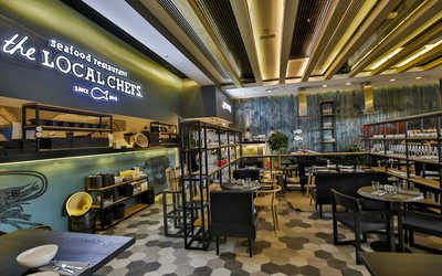 Банкетный зал ресторана The Local Chefs В ИКЕА фото 1