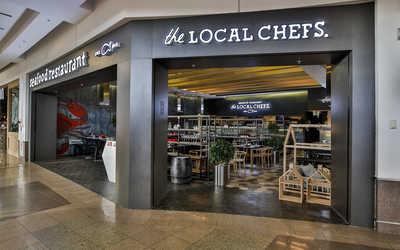 Банкетный зал ресторана The Local Chefs В ИКЕА фото 3