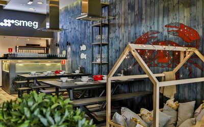 Банкетный зал ресторана The Local Chefs В ИКЕА фото 2