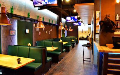 Банкетный зал ресторана Коза (Козловица) на улице Бейвеля фото 1